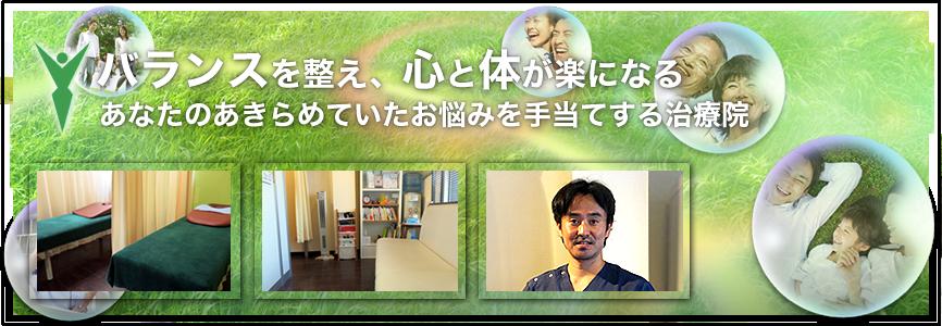 整体・鍼灸(はり きゅう)かなもり鍼灸治療院-東京都江戸川区西葛西